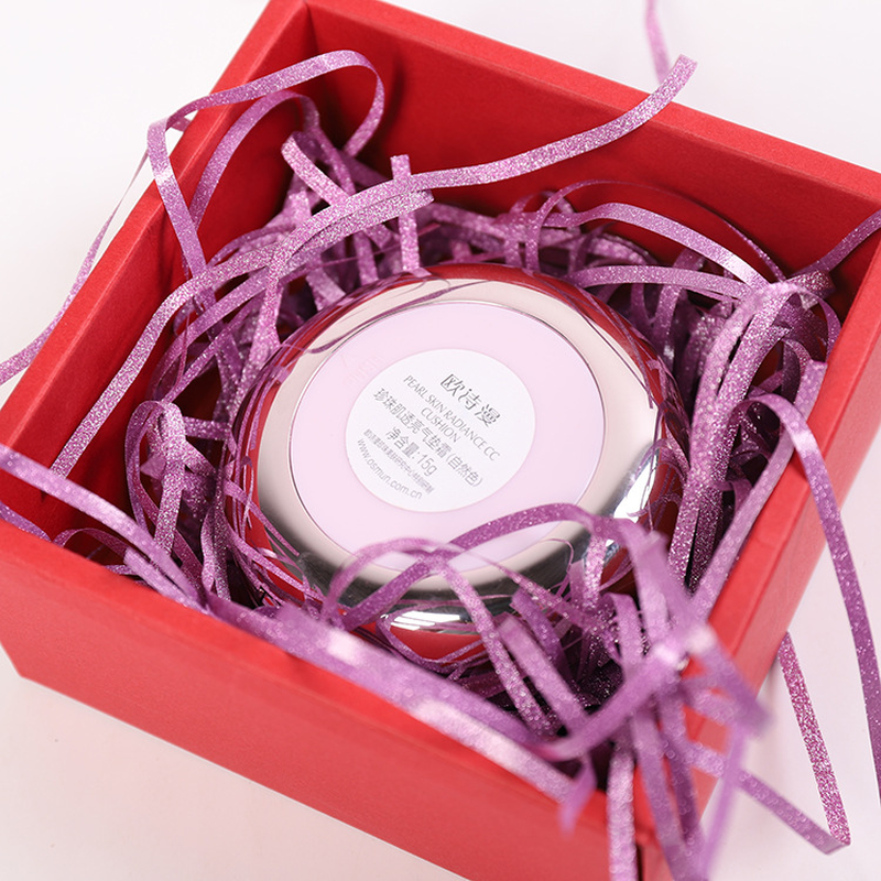 20 גרם\שקית גליטר נייר אריזת מתנה מילוי יפה חג המולד עבור אריזת מתנה שקית אריזה צד טובה אספקת 11 צבעים