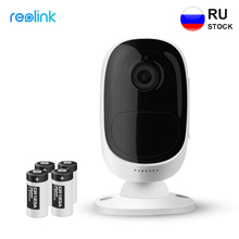 Reolink Argus Battery Powered Wire-Free Security 1080P WiFi IP Security HD Home Camera for Indoor Outdoor Video Surveillance