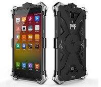 Thor Series Design Aviation Aluminum Metal Case For Xiaomi 4 5 Max Xiaomi Note Redmi Note