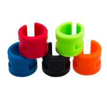 Велосипедная защита дорожная рама для горного велосипеда столкновения защитный резиновый слой кольцо защитный цепной протектор наклейки 4 шт./компл