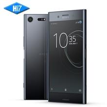 Nuevo Sony Xperia 19MP XZ Premium 64G ROM 4G RAM Octa núcleo NFC 3230 mAh Dual Sim Android 7.1 Móvil 3.0 de Carga Rápida teléfono