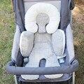 Bebé reversible body support americanos de exportación genuina calidez pad multi-head seguridad protección del coche estera cochecito autocontrol