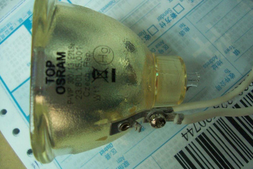 Original Projector Lamp Bulb for BenQ W7500 5J.J8W05.001 Projector mp780st mp780st projector lamp bulb 5j j0605 001 for benq new original