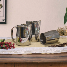 Толстый кувшин из нержавеющей стали для молока эспрессо чашки искусство чашка инструмент бариста Ремесло Кофе Мока капучино латте вспениватель молока кувшин