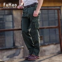 ยุทธวิธีผู้ชายกางเกงกางเกงรบSWATกองทัพทหารกางเกงผู้ชายกางเกงคาร์โก้สำหรับผู้ชายทหารสไตล์...