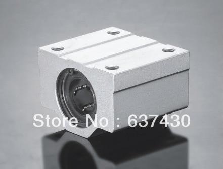 4pcs SC25UU Linear Slide Unit/SCS25UU Linear Block Bearings