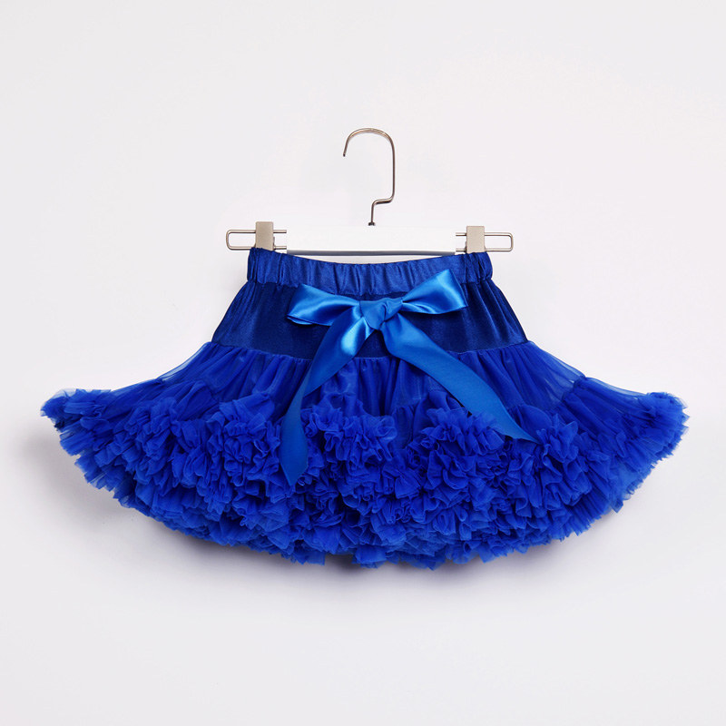 c7743d7cb5 Girls skirts TUTU Royal blue pettiskirt baby Girls skirt baby tutus  photograph Girls dancing skirt party birthday gift ~ Super Deal July 2019