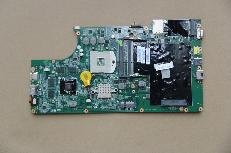 04W1765 For Lenovo E320 Laptop motherboard DA0PS3MB8E0 with 216-0810005 GPU Onboard HM65 DDR3 fully tested work perfect цена