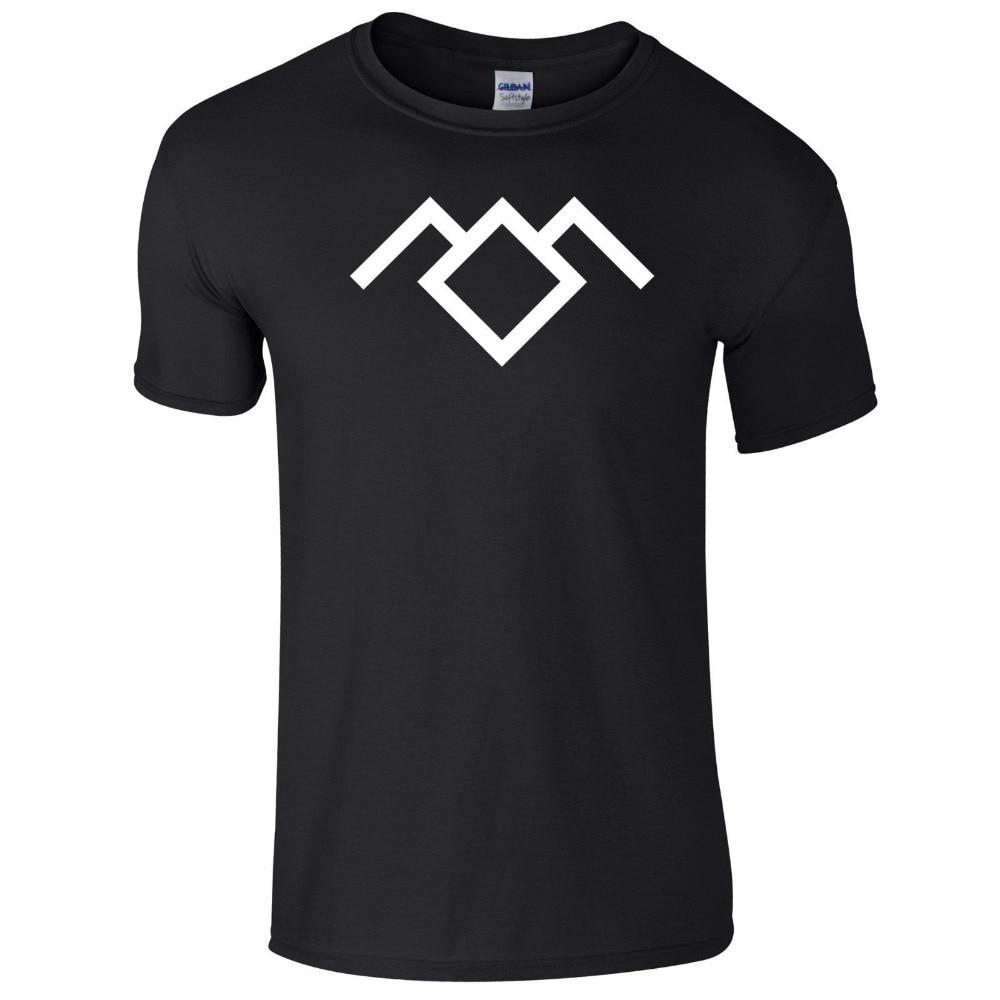 Gildan Twin Peaks Black Lodge Owl T-Shirt  David Lynch  Laura Palmer  TV