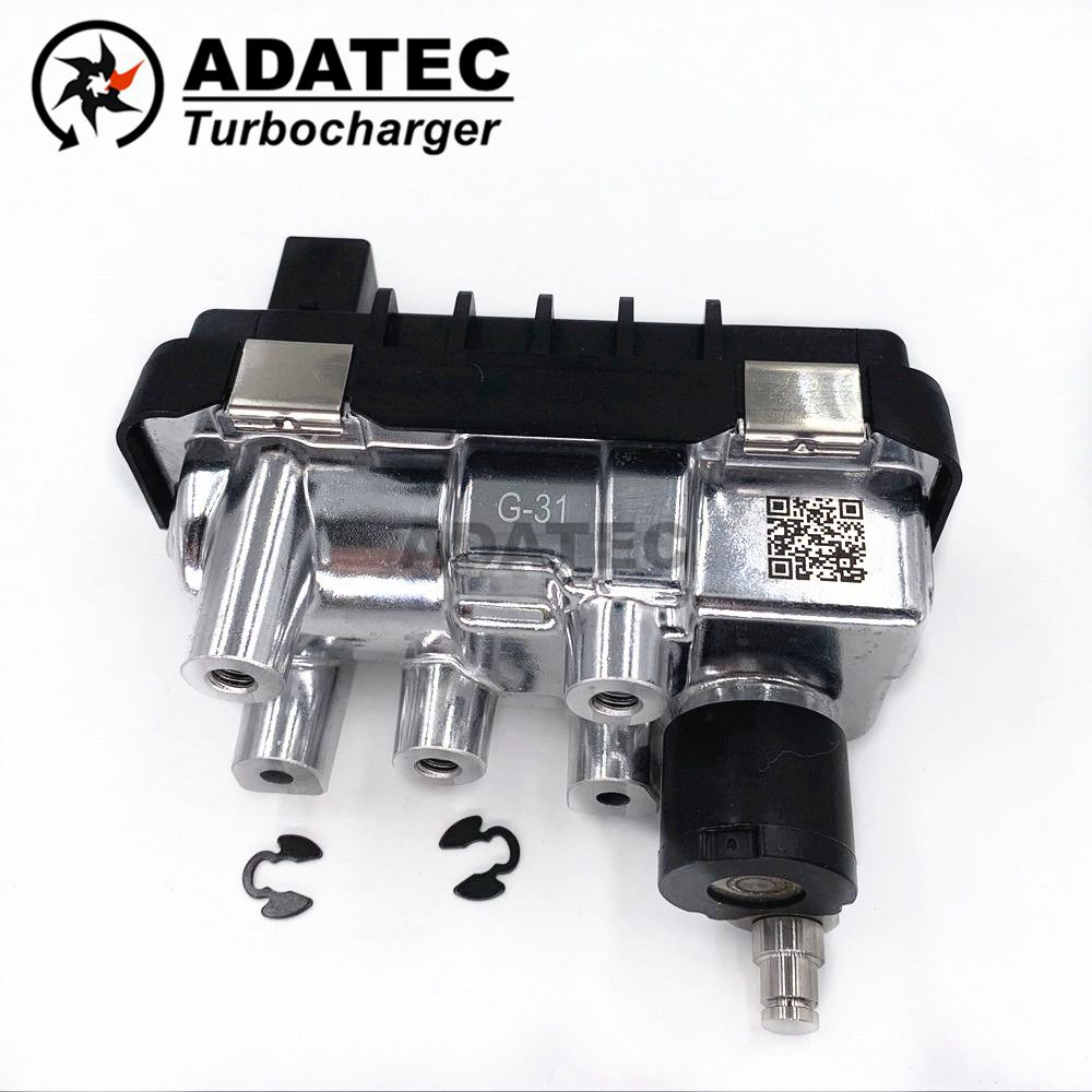 GTB1752VK turbo 753546 LR006862 G 31 G31 electronic actuator 761963 6NW009483 for Land Rover Freelander II