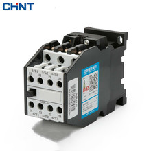 CHINT Household Two Normally Open Often Close Communication Contactor CJ20-16A 380v 220v 110v 36v