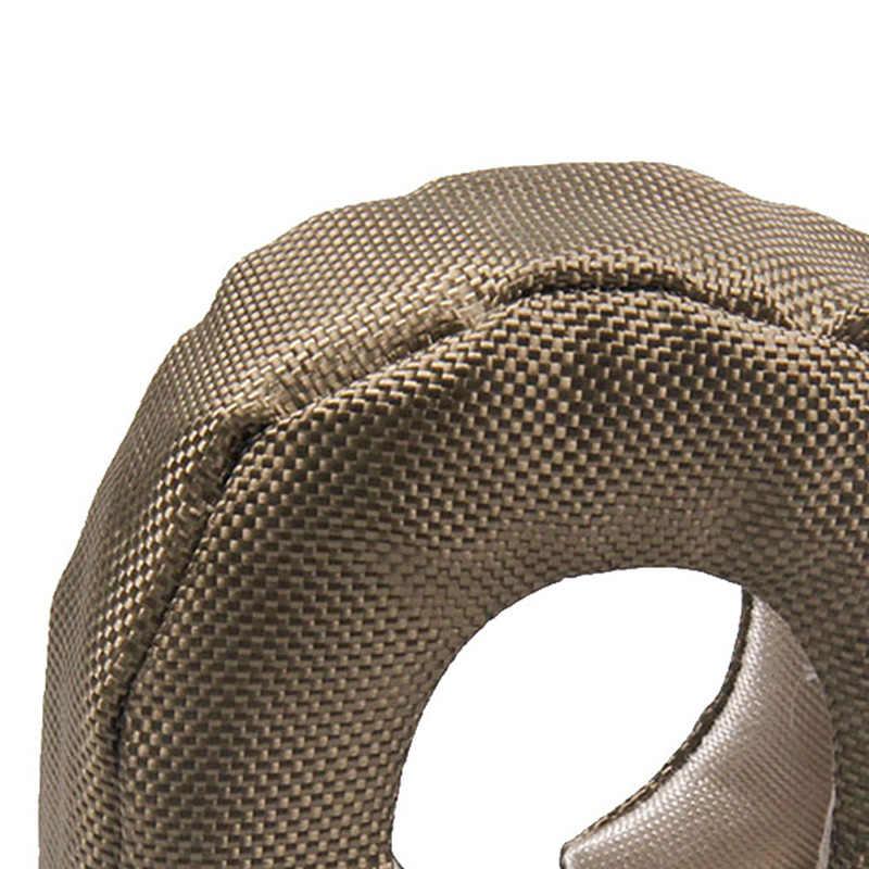 Funda protectora de fibra de vidrio para turbocompresor T3 para T3/25/28 GT25/28/30/32/35/37/26 accesorios de coche