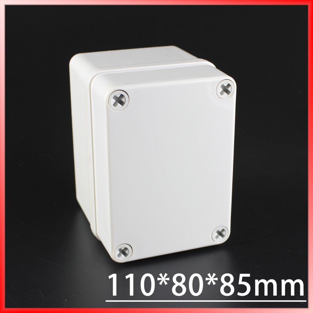 Strict 80*160*55mm Transparent Cover Ip66 Abs Plastic Electronic Switch Box 160*80*55mm Can Be Used With Connectors Connectors Lighting Accessories