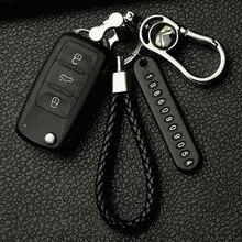 Анти-потеря номер телефона пластина кулон-брелок для автомобиля авто автомобиль номер телефона карты брелок для автомобиля интерьер