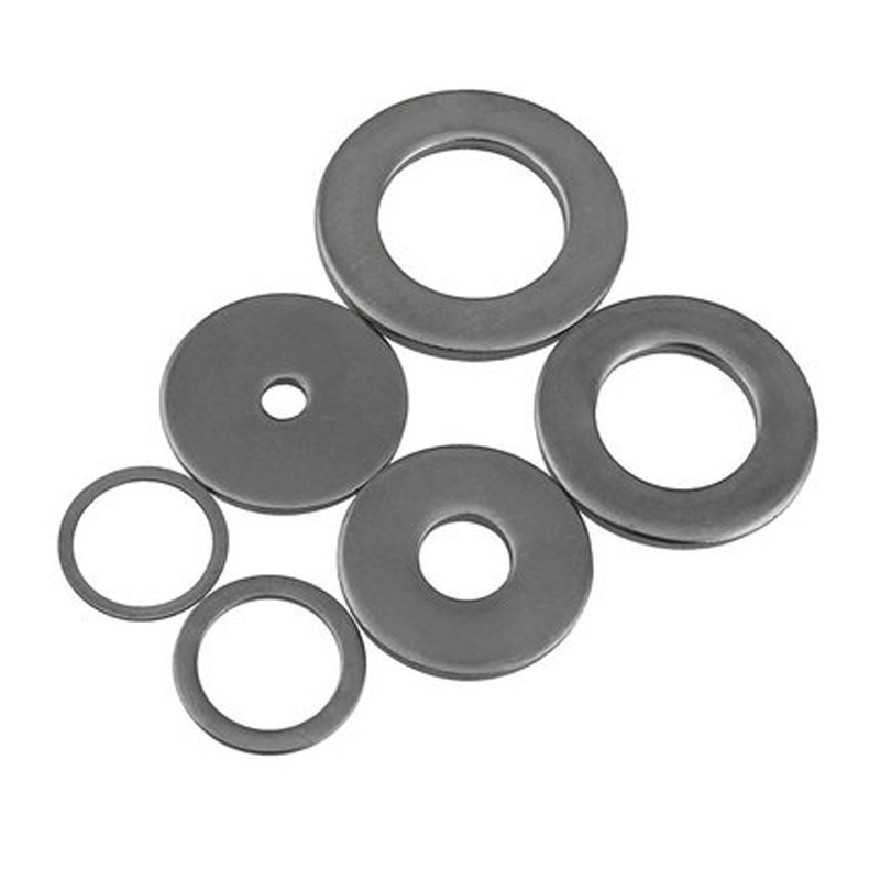 50Pcs 3mm Inside diameter Stainless Steel Ultra-thin Adjustment gap washer Gasket 5mm-9mm Outer diameter 0.1mm-0.8mm Thickness