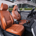 PU leather cover car seats for infiniti qx60 accessories seat cover sets for cars covers seat cushion supports & headrest covers