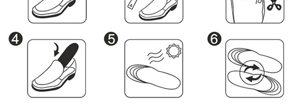 Wireless Controll Electric Heated Insoles_16