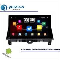 Car Android Player Multimedia For Honda Accord 8 2007 2012 Radio Stereo GPS Nav Navi No