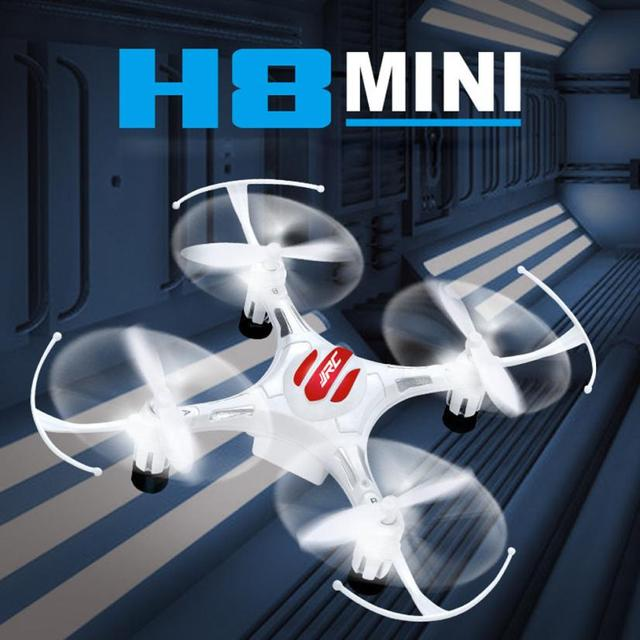 HOT SALE Fashion  JJRC H8 Mini 2.4G 4CH 6 Axis RTF RC Quadcopter Led Night Lights CF Mode just for you
