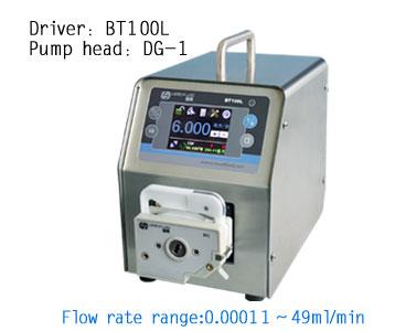 BT100L YT25 Flow Control Liquid Lab Industrial Medical Chemical Dispensing Dosing Tubing Filling Peristaltic Pump 0.17-720ml/min bt101f yz15 industrial medical lab food dispensing dosing filling tubing liquidperistaltic pump 0 006 420ml min