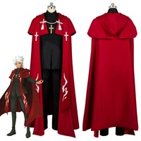 FA Fate Apocrypha Ruler Amakusa Shiro Cosplay Costume Costume Suit Outfit For Adult Custom Made
