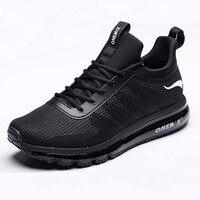 Air 270 мужские кроссовки для бега Trail приятные тренды спортивные кроссовки черные высокие спортивные ботинки с амортизацией уличные Прогулоч...