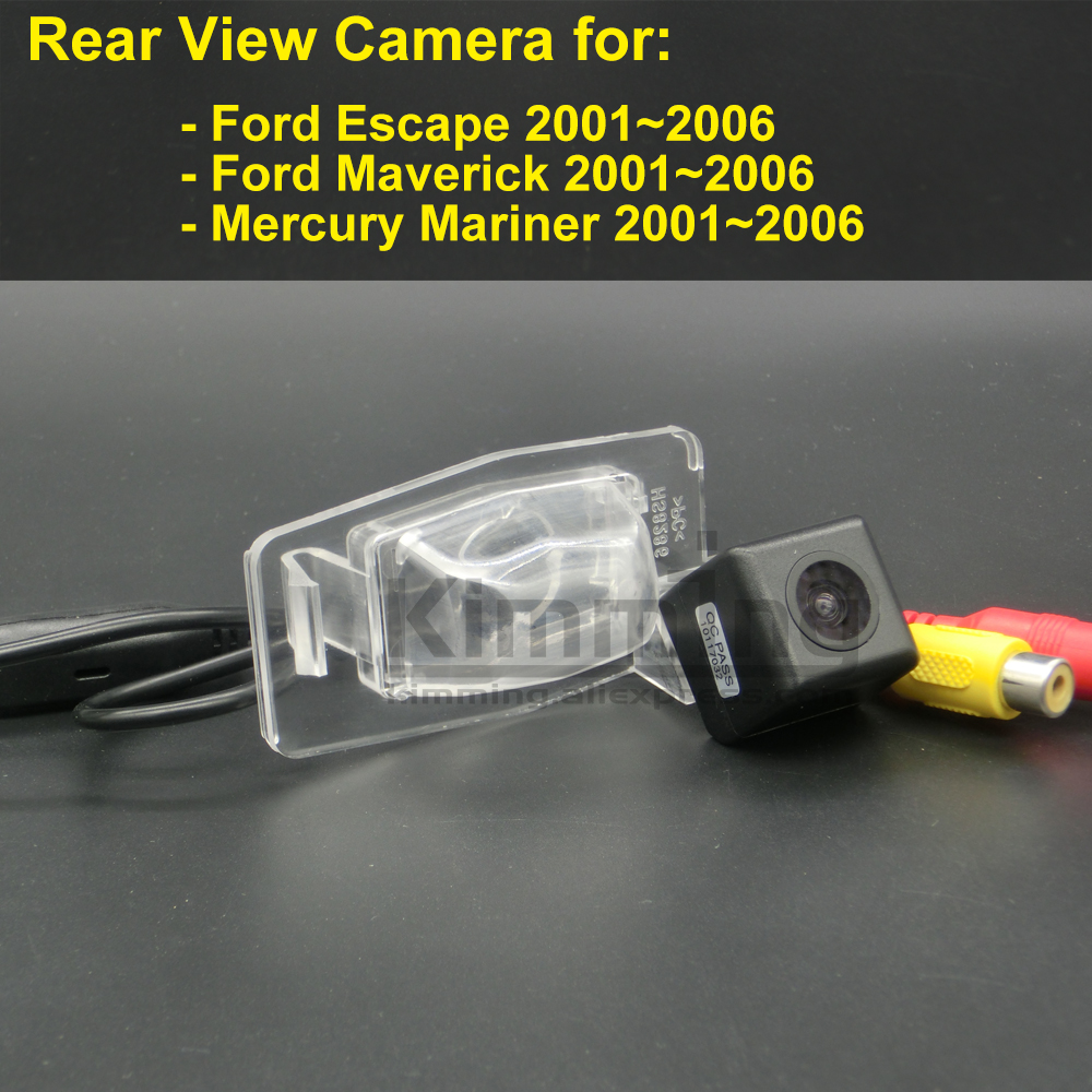Car Rear View Camera For Ford Escape Maverick Mercury