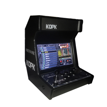 KOPK Tabletop Arcade Cabinet - Pandora's Box 6 with 1300 Games