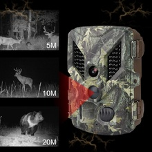 3G/WIFI 16MP 1080P HD Hunting Trap Camera 32GB Digital Camera LED Night Vision IP67 Waterproof Dustproof For Wildlife Animal цена и фото