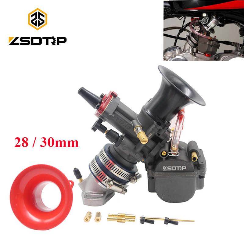Detail Feedback Questions about ZSDTRP 28/30mm Carburetor