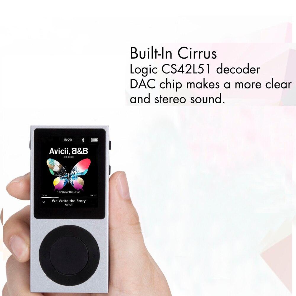 ორიგინალი BENJIE Bluetooth MP3 Player - პორტატული აუდიო და ვიდეო - ფოტო 5