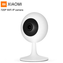 Original Xiaomi Mijia Smart Kamera Webcam 720P HD Drahtlose Wifi Infrarot Night Vision Baby Monitor 100,4 Grad Hause Cam(China)