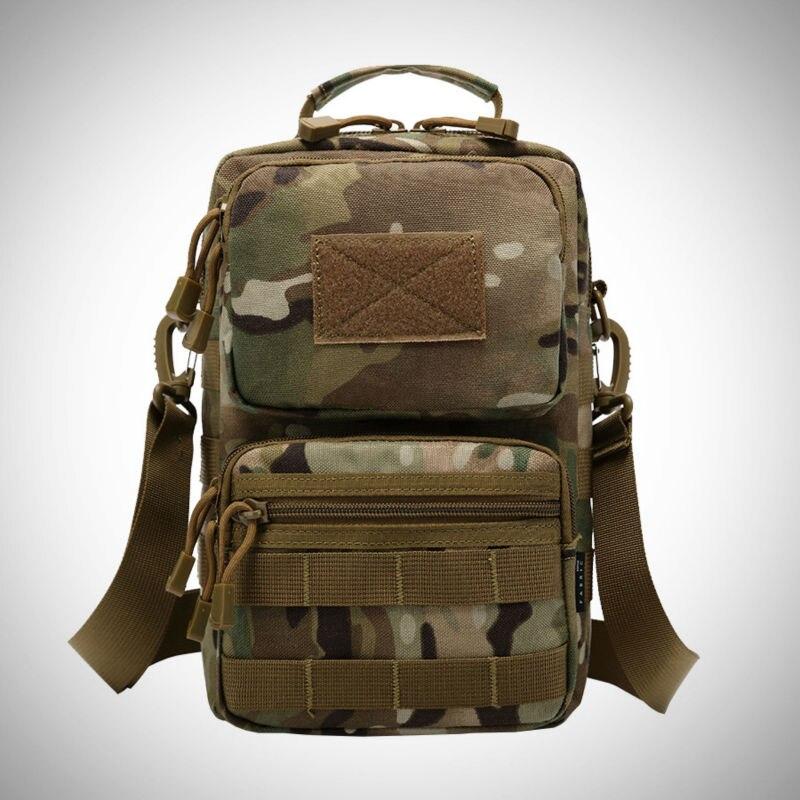 INDEPMAN āra kempinga sporta mugursomas Camouflage Molle Taktiskā mugursoma pārgājienu kempingam Oxford Sports Bag