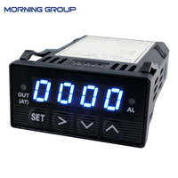 DC 12V XMT 7100 Mini Panel Size 48 24mm Intelligent PID BLUE LED Digital Display Industrial
