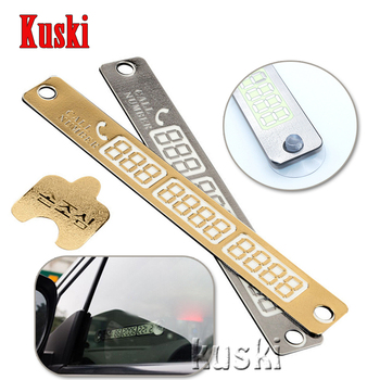 Car Styling Parking Card Sticker Covers For BMW E46 E39 E90 E60 E36 F30 F10 E34 X5 E53 E30 F20 E92 E87 M3 M4 M5 X5 X6 Accessory image