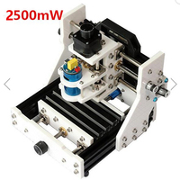 EleksMill3 CNC 1309 2500mw Laser GRBL Control Diy Laser Engraving CNC Machine 3 Axis Pcb Milling