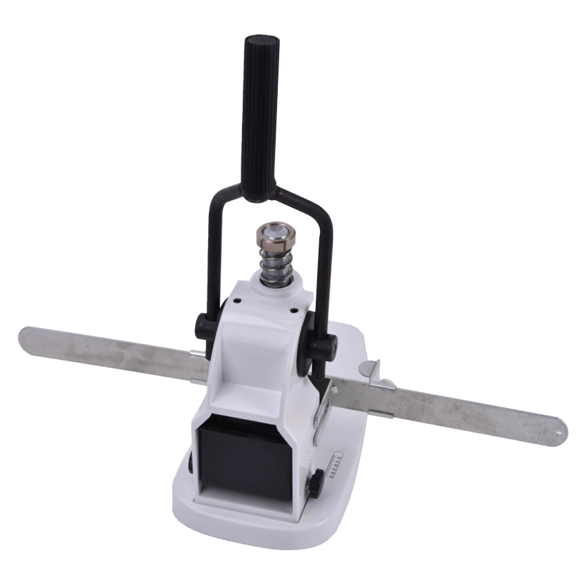 1PC hole-punches manual single Hole Punching Machine for Paper, PP PVC Plastic bags, Cloth Punching machine t30 paper drilling machine manual hand hole punch paper machine single hole thickness 35mm manual single hole drilling machine