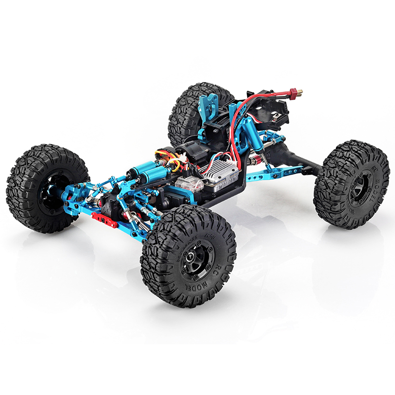 Image 3 - RC Car feiyue fy 03H RTR 2.4g 4WD 4 channel 4x4 70km/h RC car desert truck brushless metal upgrade PK WLtoys 12428 12423-in RC Cars from Toys & Hobbies