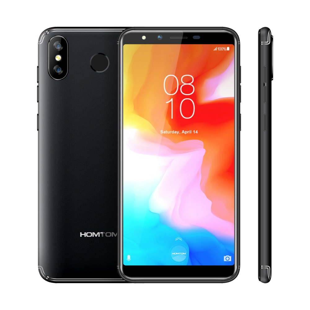 HOMTOM H5 3GB 32GB LTE Mobile Phone 5 7 inch Quad Core 1 3GHZ 3300mAh 13MP
