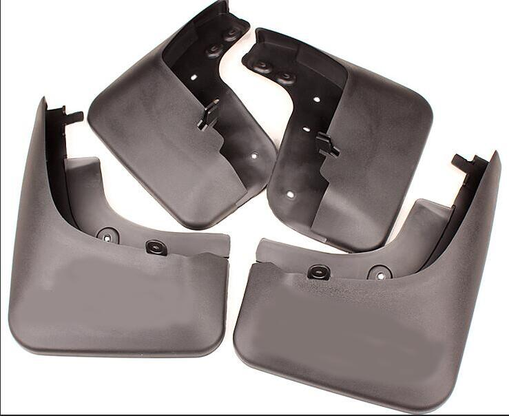 Set Mud Flaps For VW Tiguan 2009 2016 Mudflaps Splash Guards Front Rear Mud Flap Mudguards 2015 2010 2011 2012 2013 2014 Fender