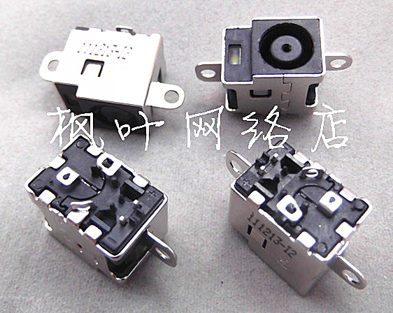 Original Brand New Laptop DC Jack Power Socket DC Charging Connector Port Fit For HP Pavilion DV7 DV7-6000 DV7-6100 574680 001 1gb system board fit hp pavilion dv7 3089nr dv7 3000 series notebook pc motherboard 100% working
