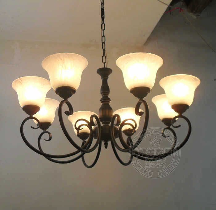 Fashion pendant light brief modern american style living room lights glass lamp bedroom lamp lamps 2016 time limited suspension luminaire basons fashion living room pendant light modern bedroom lamp brief crystal dining lamps