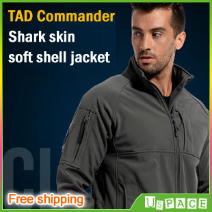 High quality TAD Commander Shark skin soft shell Outdoor Military jacket warm waterproof windproof Sports Men's Outdoor Clothing lurker shark skin soft shell v4 military tactical jacket men waterproof windproof warm coat camouflage hooded camo army clothing