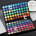 120Colors Makeup Shimmer Matte Eye Shadow Palette Cosmetic Eyeshadow Neutral Set