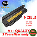 WHOLESALE NEW 9CELLS LAPTOP BATTERY FOR LENOVO ThinkPad  X220  X220S Series  42Y4874 42T4901 42T4902 42Y4940