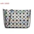 Miyak Issey bolso de Lazo bolso Femenino solo original bolsa de 5*8 cadena láser oblicuamente paquete geometría perla solo hombro bolsa