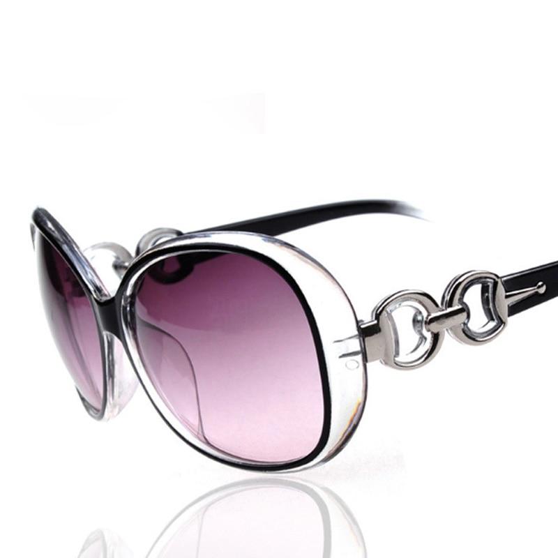 New 2017 Fashion Female Eyeglasses Elegant Plastic Frame Brand Sunglasses Women Colorful Popular Girls Sun Glaees High Quality