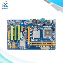BIOSTAR P43C-A7 Original Used Desktop Motherboard Intel P43 LGA 775 DDR2 8G SATA2 USB2.0 ATX