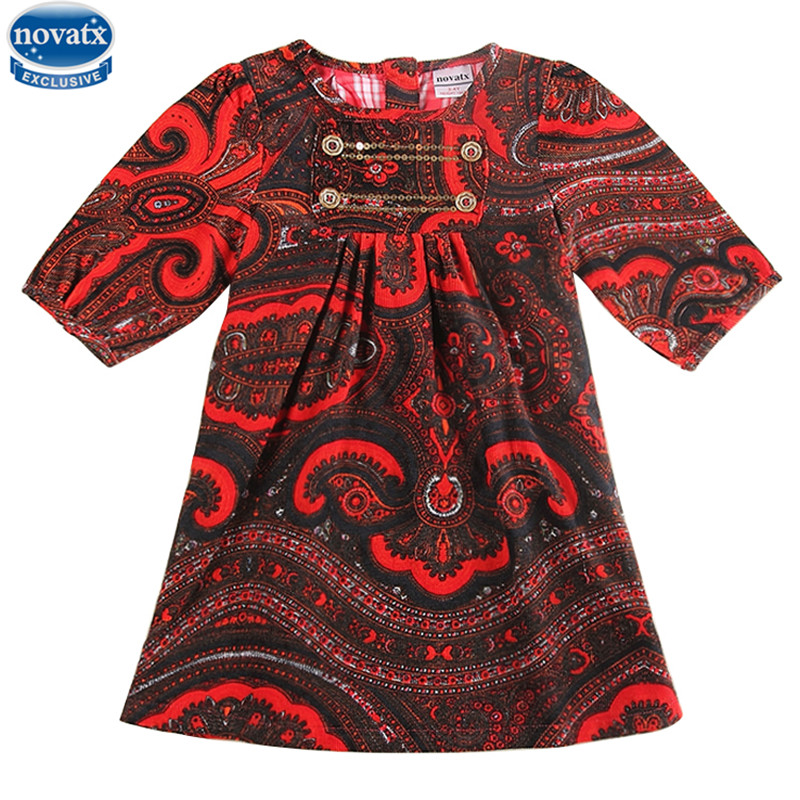 novatx H5911 kids wear new arrival  fashion design hot selling 2-6y girls dress  Flower girl Dress summer  dress hot selling автоинструменты new design autocom cdp 2014 2 3in1 led ds150