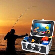 """Прямая с фабрики 15 М HD 1000TVL камера для подводной подледной рыбалки видео рыболокатор """" ЖК 12 шт. белый светодиодный свет"""